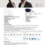 HAKRO Mund- & Nasenmaske Mikralinar® | 10 Stk.