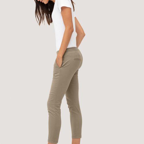 Damen 7/8-Hose Stretch