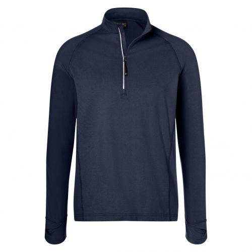 Men's Sports Shirt Half-Zip