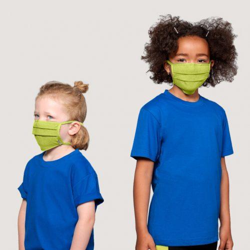 HAKRO Kinder-Mund- & Nasenmaske Mikralinar® | 10 Stk.